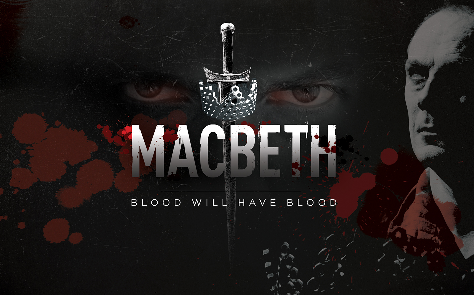 macbeth blood in macbeth To call macbeth a violent play is an understatement it begins in battle, contains the murder of men, women, and children, and ends not just with a climactic siege but the suicide of lady macbeth and the beheading of its main character, macbeth.