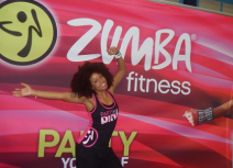 Zumba Fitness with Vici Thompson