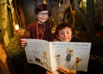 Bear Hunt at The Lowry Outlet